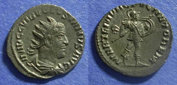 Ancient Coins - Roman Empire Volusian 251-3 Antoninianus