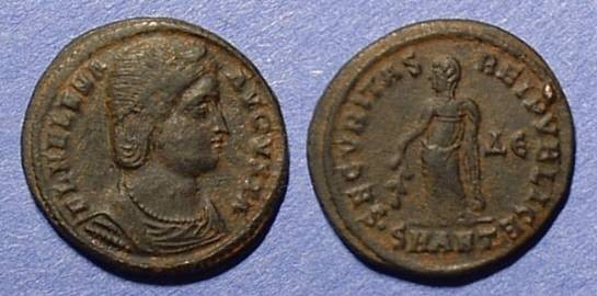 Ancient Coins - Helen - Mother of Constantine - D. 330 AE3