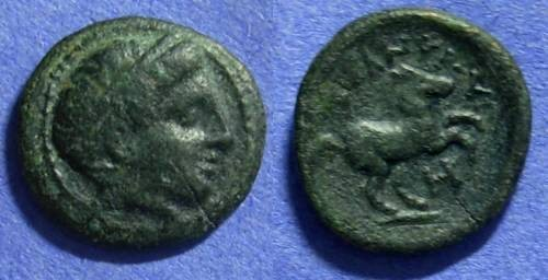 Ancient Coins - Macedonian Kingdom: Alexander III 336-323BC AE17