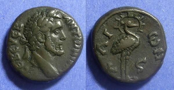 Ancient Coins - Roman Egypt Antoninus Pius 138-161 Tetradrachm