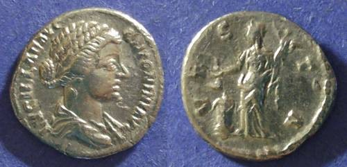 Ancient Coins - Roman Empire, Lucilla (Wife of L Verus) 164-9, Denarius