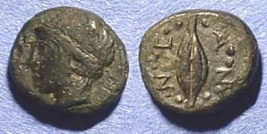 Ancient Coins - Neandria Troas, AE 11 Circa 300 BC