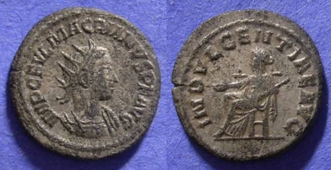 Ancient Coins - Macrianus – Summer 260-Summer 261 AD – Usurper in the East