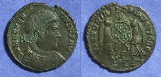 Ancient Coins - Roman Empire, Magnentius 350-3 AD, Centenionalis