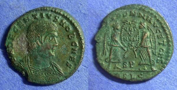 Ancient Coins - Decentius Caesar 351-353 Centenionalis