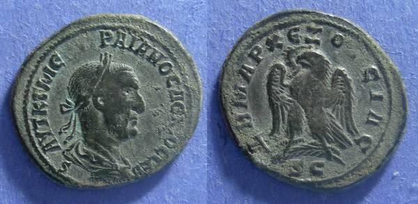 Ancient Coins - Roman Antioch, Trajan Decius 249-251, Tetradrachm