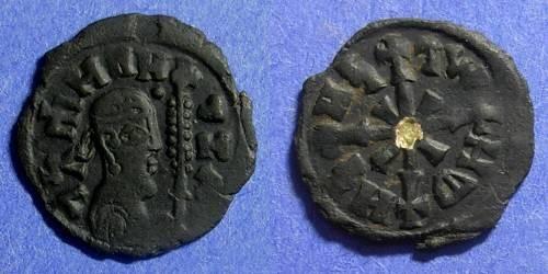 Ancient Coins - Axum  Wazena Circa 525-550 AE18