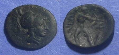 Ancient Coins - Lamia, Thessaly 400-344 BC, AE15