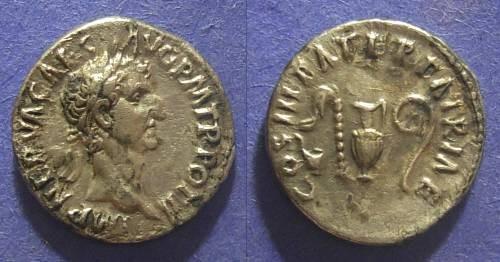 Ancient Coins - Roman Empire, Nerva 96-98 AD, Denarius