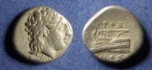 Ancient Coins - Bithynia, Kios 350-300 BC, Hemidrachm