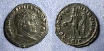 Ancient Coins - Roman Empire, Maximianus 286-305, 1/4 Follis (RIC R2)