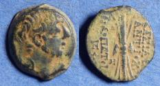 Ancient Coins - Seleucid Kingdom, Antiochos IX 114-95 BC, Bronze AE18