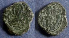 Ancient Coins - Byzantine Empire, Manuel I Comnenus 1143-80, Tetarteron