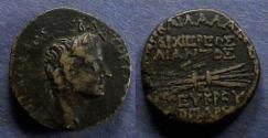 Ancient Coins - Cilicia, Olba, Tiberius 14-37, AE24