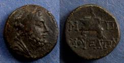 Ancient Coins - Cilicia, Mopsos 164-27 BC, AE19
