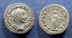 Ancient Coins - Roman Empire, Gordian III 238-244, Denarius