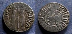 World Coins - Armenia, Hetoum & Zabel 1226-70, Tram