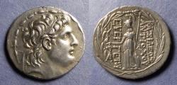 Ancient Coins - Seleucid Kingdom, Antiochos VII Circa 138-129BC, Tetradrachm