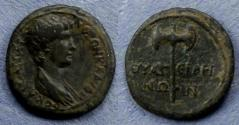 Ancient Coins - Lydia, Thyateira, Nero (as Caesar) 51-54, AE16