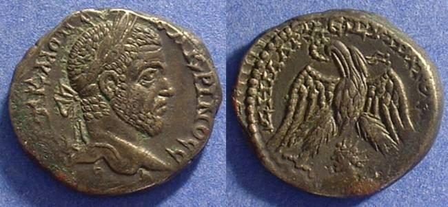Ancient Coins - Emisa - Macrinus 217-8  - Tetradrachm