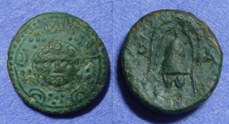 Ancient Coins - Macedonian Kingdom AE18 288-277 BC