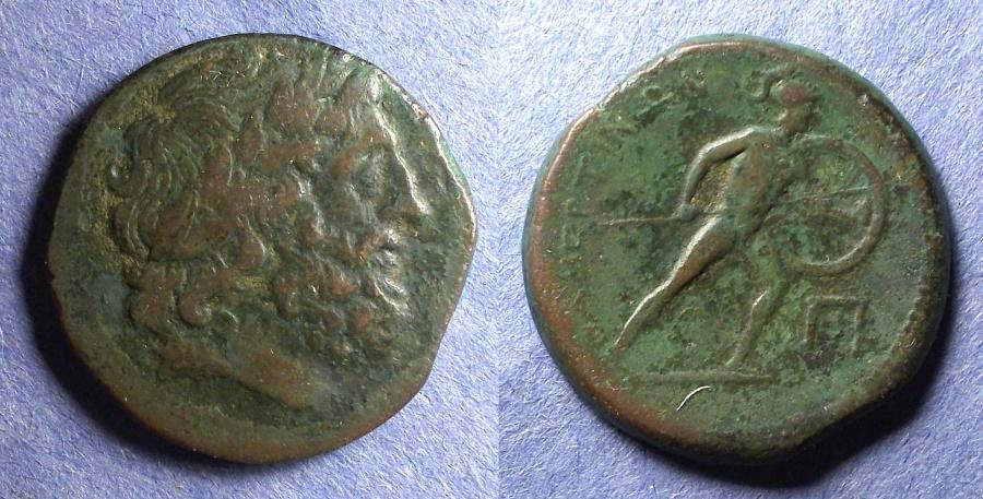 Ancient Coins - Sicily, Mamertini 220-200 BC, Pentonkion