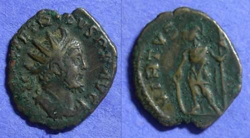 Ancient Coins - Tetricus I – Gallic Emperor 271-274 Antoninianus