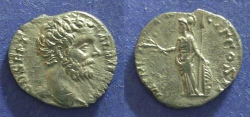 Ancient Coins - Roman Empire, Clodius Albinus (Caes) 193-5, Denarius