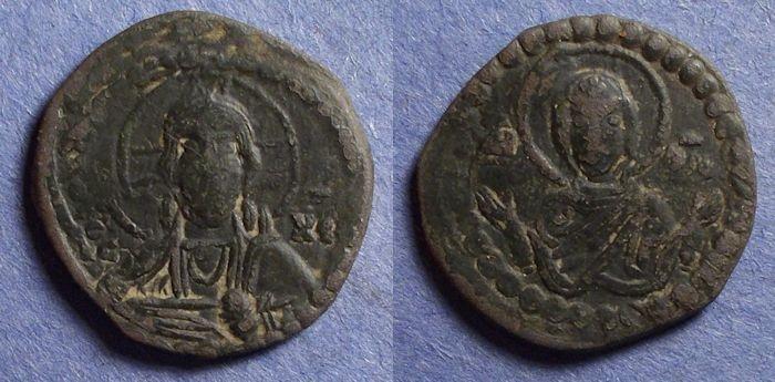 Ancient Coins - Byzantine Empire, Anonymous (Romanus IV) 1068-71, Follis