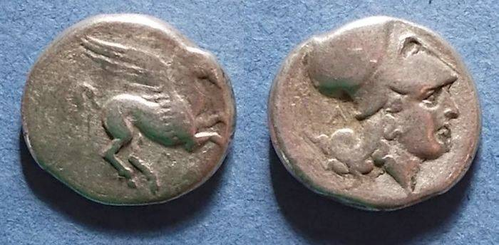 Ancient Coins - Akarnania, Leukas 400-350 BC, Stater