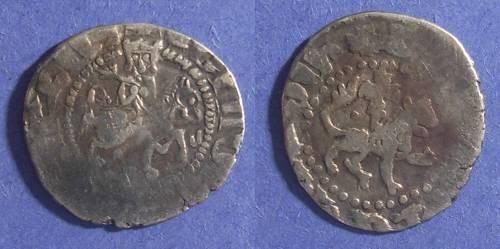 World Coins - Armenia, Levon IV 1320-42, Takvorin