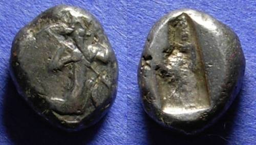 Ancient Coins - Acheminiad Empire,  425-375 BC, Siglos