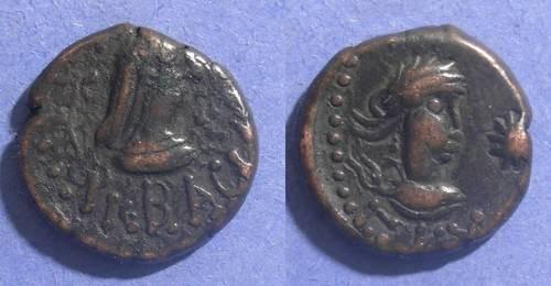 Ancient Coins - Bosporos, Rhescuporis V 314-342, Stater