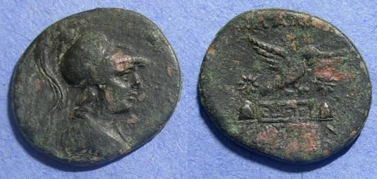 Ancient Coins - Phrygia, Apameia 100-50 BC, AE25 X21