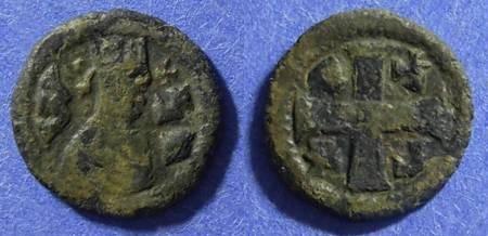 Ancient Coins - Axum Joel Circa 550 AD AE14