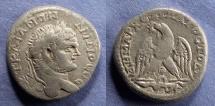 Ancient Coins - Caesarea Maritima, Judaea, Caracalla 198-217, Tetradrachm
