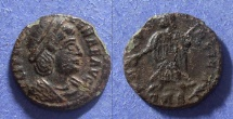 Ancient Coins - Roman Empire, Helena (Postumous) d 330 AD, AE4