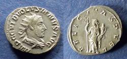 Ancient Coins - Roman Empire, Volusian 251-3, Antoninianus
