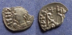 World Coins - Gepid, In the name of Anastasius(?) Circa 520, Quarter Silqua