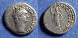 Ancient Coins - Roman Empire, Domitian 81-96, Silver Denarius