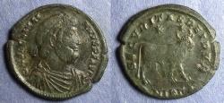Ancient Coins - Roman Empire, Julian II 361-363, AE1