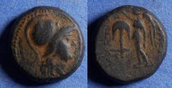 Ancient Coins - Seleucid Kingdom, Seleucus II 246-225 BC, Bronze AE18