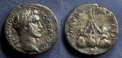 Ancient Coins - Cappadocia, Caesarea, Antoninus Pius 138-161, Didrachm