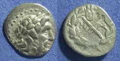 Ancient Coins - Achaian League, Megara Megaris 175-168 BC, Hemidrachm