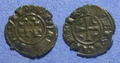 World Coins - Kingdom of Sicily, Frederick II 1197-1250, Denero