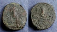 Ancient Coins - Byzantine Empire, Anonymous Class G (Romanus IV) 1068-71, Follis