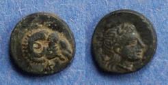 Ancient Coins - Troas, Kebren Circa 350 BC, AE10