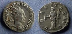 Ancient Coins - Roman Empire, Trajan Decius 249-251, Antoninianus