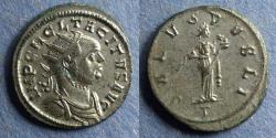 Ancient Coins - Roman Empire, Tacitus 275-6, Antoninianus