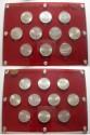 World Coins - Austria,  1928-37, 2 Shilling commemoratives
